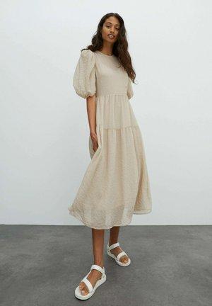 ELLEN - Day dress - beige