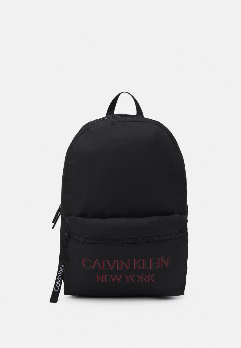 Calvin Klein - CAMPUS UNISEX - Rucksack - black