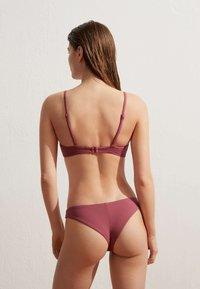 OYSHO - Bikini top - pink - 2