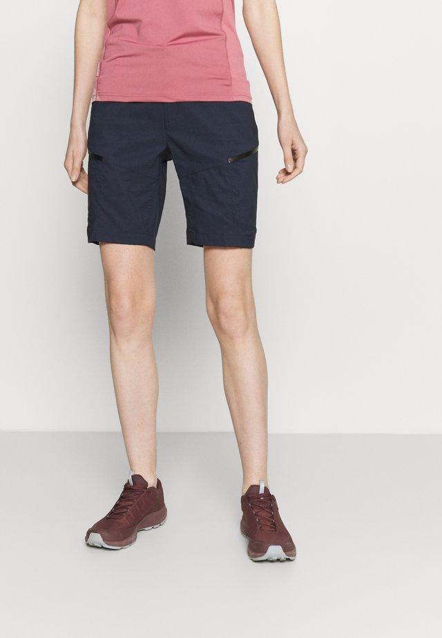 ICONIQ CARGO SHORTS - Sports shorts - blue shadow