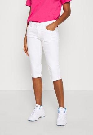 SATURN  - Denim shorts - denim