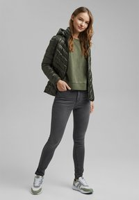 Esprit - Winter jacket - khaki green