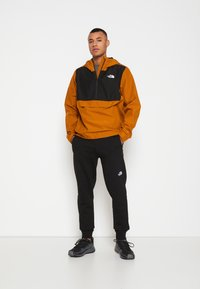 The North Face - MEN'S WATERPROOF FANORAK - Windbreaker - timber tan - 3