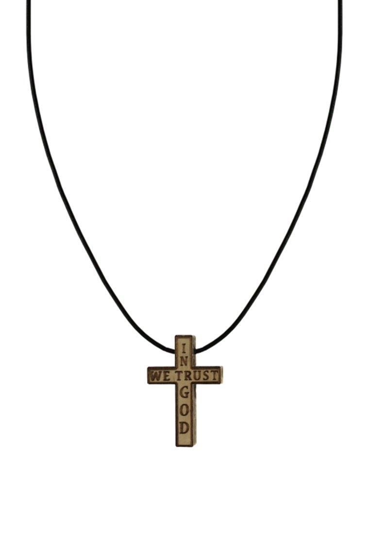 Herren IN GOD WE TRUST - Halskette