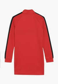 LMTD - NLFLAMIA ZIP DRESS - Jersey dress - poppy red/black - 1