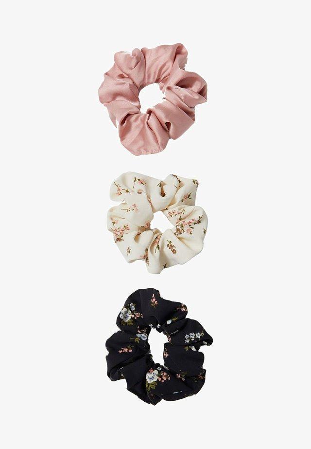 3 PACK - Hårstyling-accessories - black