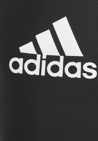 adidas Performance - Badpak - black, white - 3