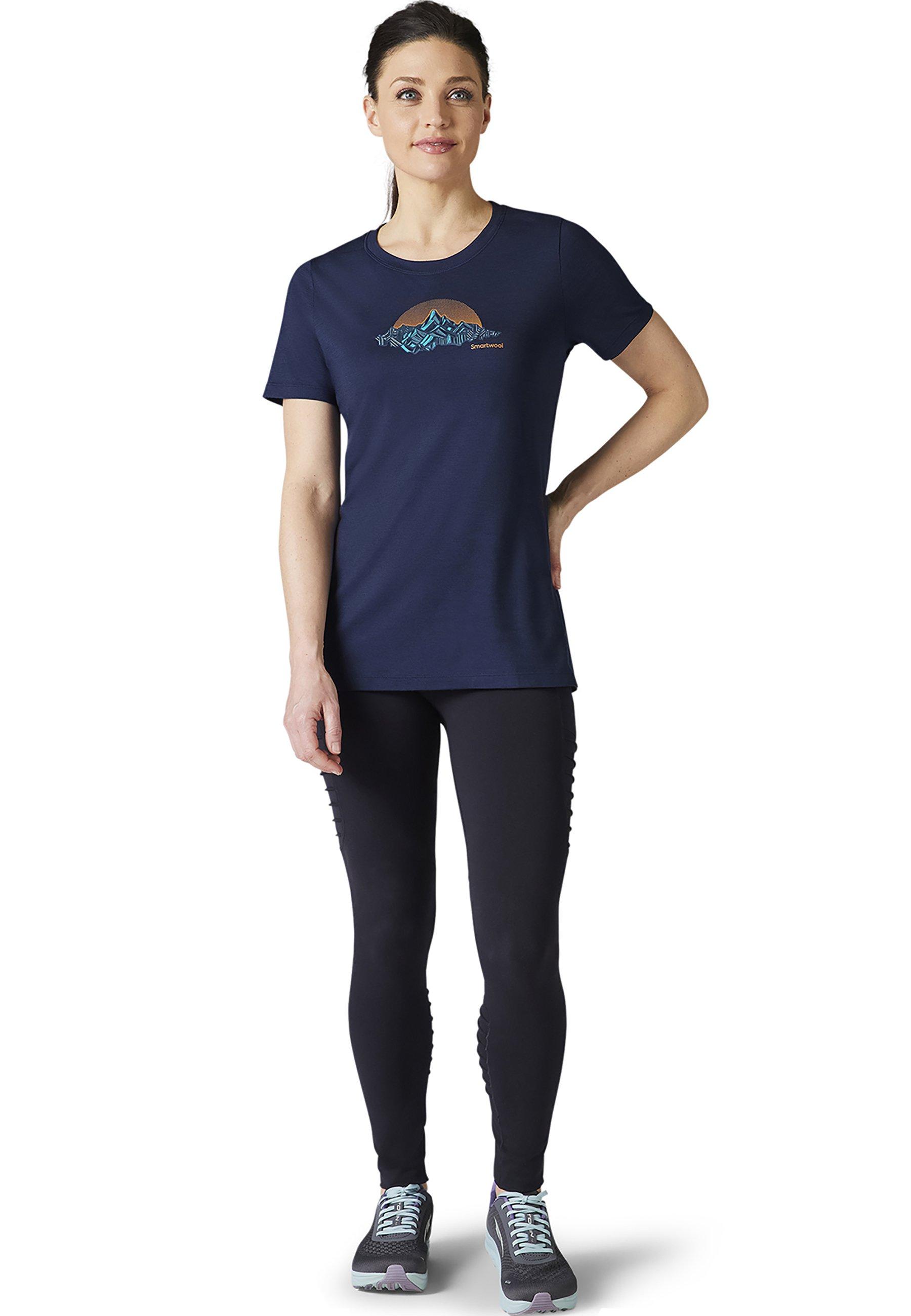 Donna RAINIER GRAPHIC TEE - T-shirt con stampa