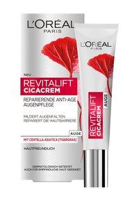 L'Oréal Paris - REVITALIFT CICA - Eyecare - - - 1