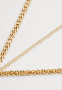 Pieces - PCKAMELIA BRACELETS 3 PACK - Bracelet - gold-coloured - 2