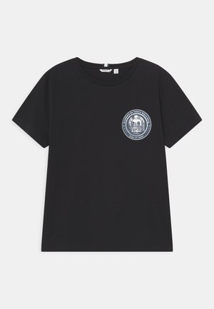 UNISEX - T-shirt z nadrukiem - black beauty