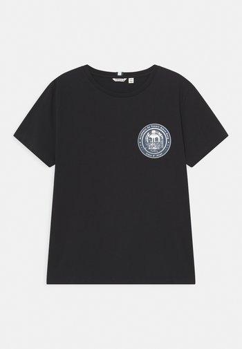 UNISEX - Print T-shirt - black beauty
