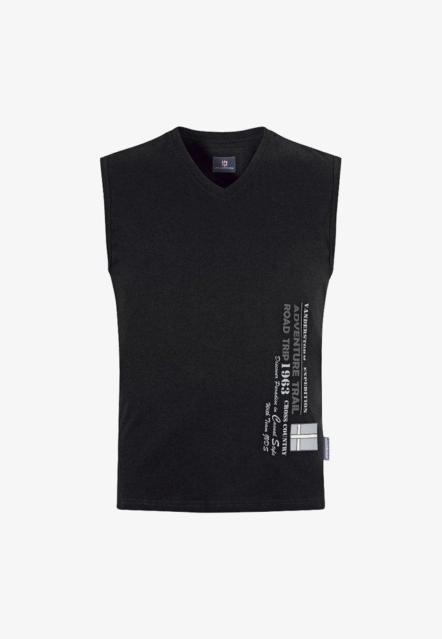 LACI - Débardeur - schwarz