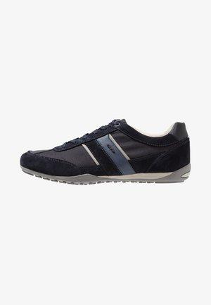 WELLS - Sneakersy niskie - dark navy