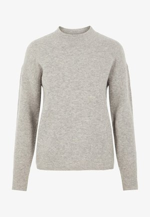 Maglione - medium grey melange