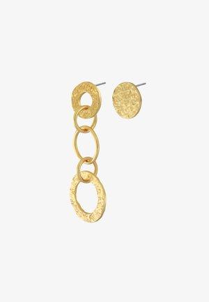 AMBER - Korvakorut - gold plating