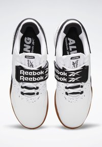 Reebok - LEGACY LIFTER II SHOES - Neutral running shoes - black - 6