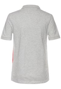 Tommy Hilfiger - COLORBLOCK FLAG - Polo shirt - grey - 1