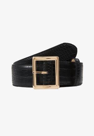 NICHE BELT - Belt - black