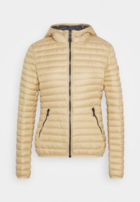 Colmar Originals - LADIES JACKET - Down jacket - sandy/spike - 4