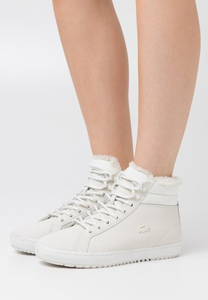 STRAIGHTSET - High-top trainers - offwhite
