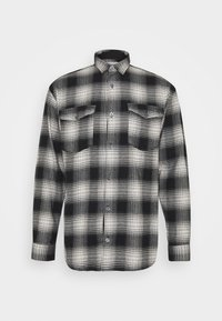 Jack & Jones - JCOOTTOWA WORKER - Shirt - black - 4