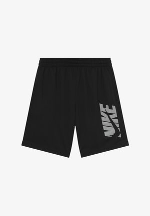 Short de sport - black/smoke grey