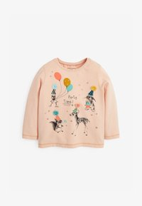 Next - PARTY TIME - Long sleeved top - pink - 0