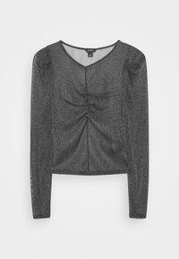 Monki - SILJA - Long sleeved top - black - 4