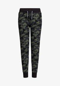 WE Fashion - Træningsbukser - army green - 3