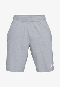 Under Armour - SPORTSTYLE SHORT - Pantalón corto de deporte - light grey - 2