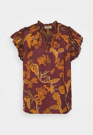 TEA AFRICA BLOUSE  - Blouse - purple