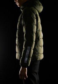 Soulland - NILS - Winterjas - green - 6