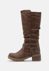 Refresh - Boots - taupe - 1