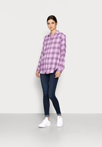 Gap Tall - EVERYDAY  - Button-down blouse - purple - 1