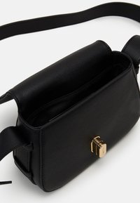 Trussardi - BOSTON CROSSBODY - Across body bag - black - 2