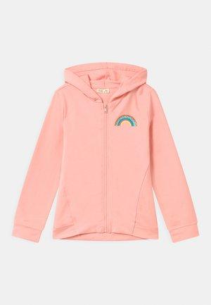 HOODY - Zip-up hoodie - peach bud