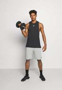 Under Armour - PROJECT ROCK TANK - Top - black - 1