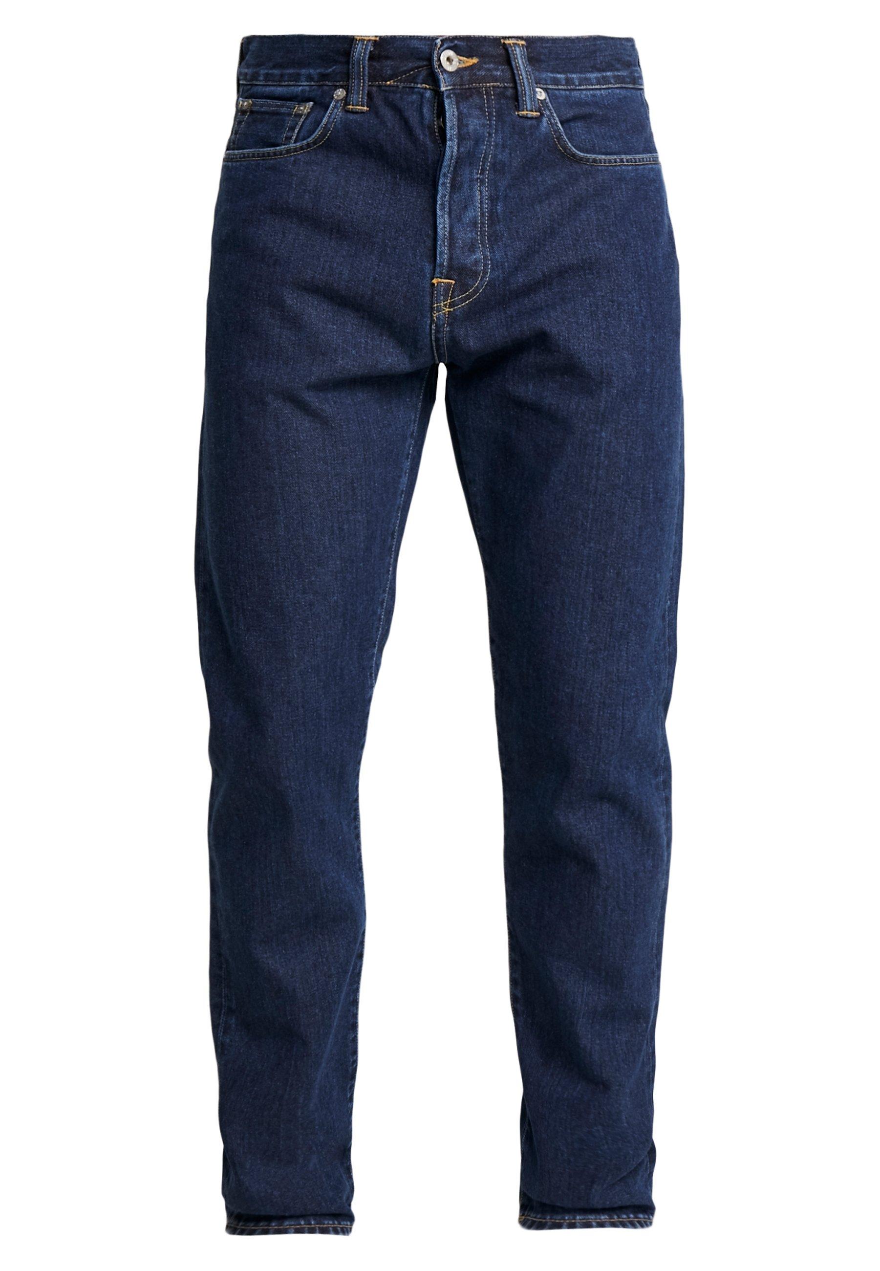 Edwin ED-45 LOOSE TAPERED - Jean boyfriend - dark blue denim