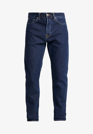 ED-45 LOOSE TAPERED - Vaqueros boyfriend - dark blue denim
