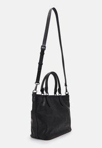 Desigual - BOLS LYRICS HOLLYWOOD SET - Handbag - black - 1