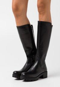 Tamaris - Platform boots - black - 0
