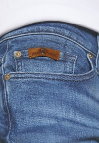 7 for all mankind - RONNIE - Slim fit jeans - mid blue - 5