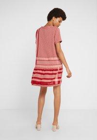 CECILIE copenhagen - DRESS - Day dress - raspberry - 2