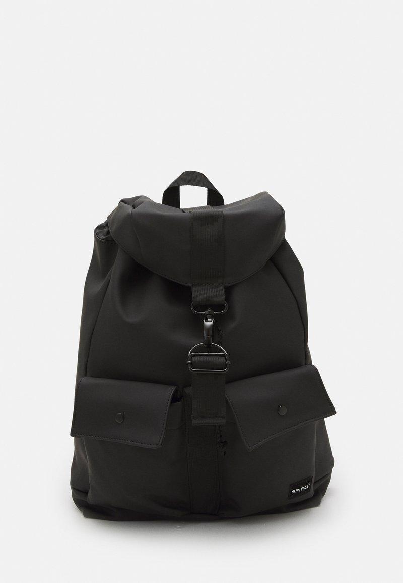 Spiral Bags - HAMPSTEAD UNISEX - Rucksack - black