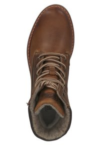 camel active - Lace-up boots - tan - 1