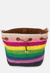 Lauren Ralph Lauren - CROCHET DEBBY - Handbag - multi-coloured - 2