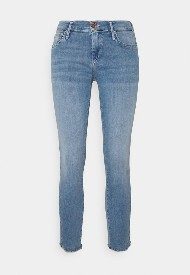 HALLE TRIANGLE TRUEFLEX - Jeans Skinny Fit - blue denim