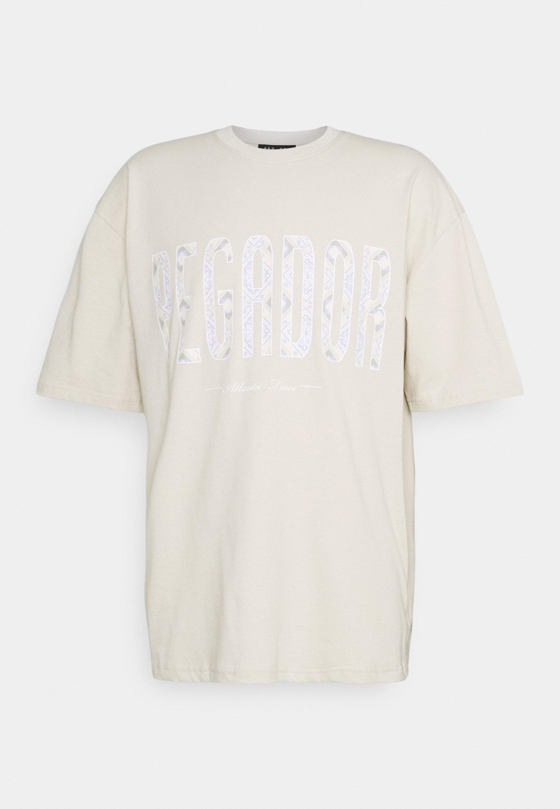 Herren MOSAIC OVERSIZED TEE UNISEX - T-Shirt print