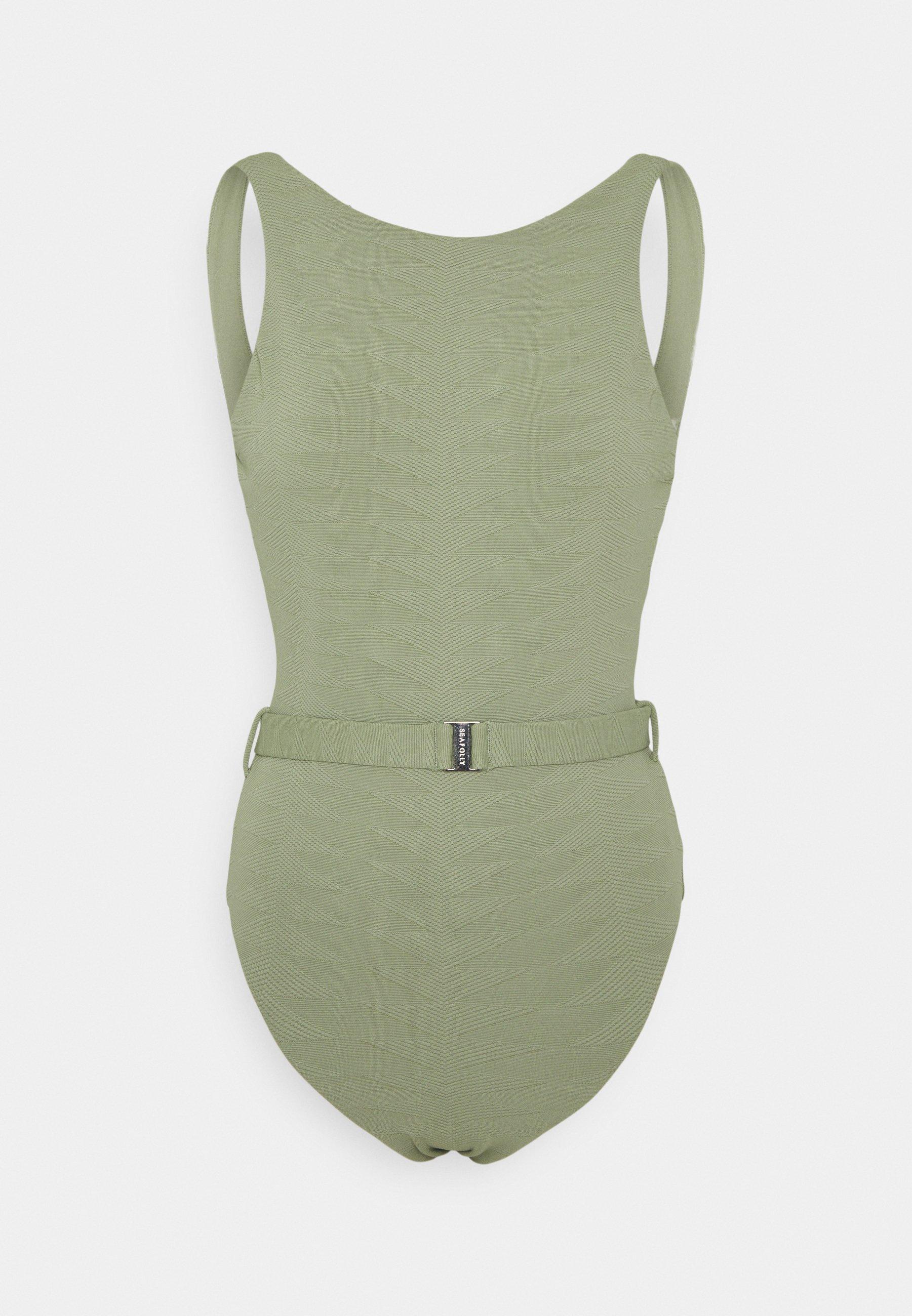 Women SEASIDE SOIREE MAILLOT - Swimsuit